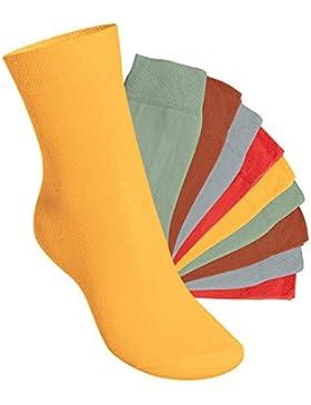 10 paia di calze per bambini e bambine EVERYDAY! - qualità celodoro - disponibili in tanti colori e numeri dal...