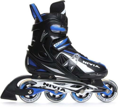 Nivia Super Inline Skates, 40-43