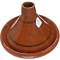 marocain Grande Tajine de cuisson Ø 35cm, sans plomb
