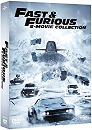 Fast & Furious 1,8 (Box 8