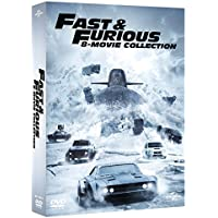 Fast & Furious 8 Movie Collection