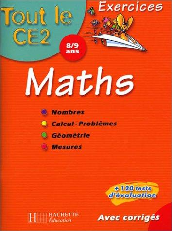 Tout le CE2 - Maths