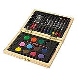 Creativgravur® Malset Creative Colour in scatola di legno motivo 06