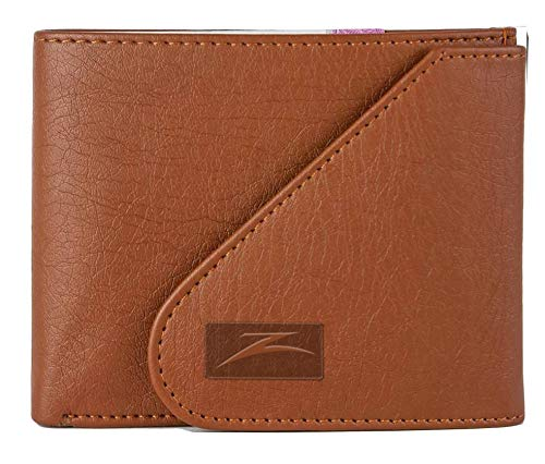 Accezory tan Men's Wallet (AZKAAN1TNTN)