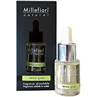 Millefiori Natural wasserlösliches Duftöl 15 ml Lemon Grass, Glas, Gelb, 5.6 x 11.8 x 5.3 cm preisvergleich bei billige-tabletten.eu