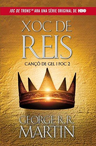 Xoc de Reis (Cançó de gel i foc 2) (Catalan Edition)