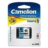 Camelion 19001125 Lithium Foto Batterie 2CR5 6 Volt/ 1 Stück