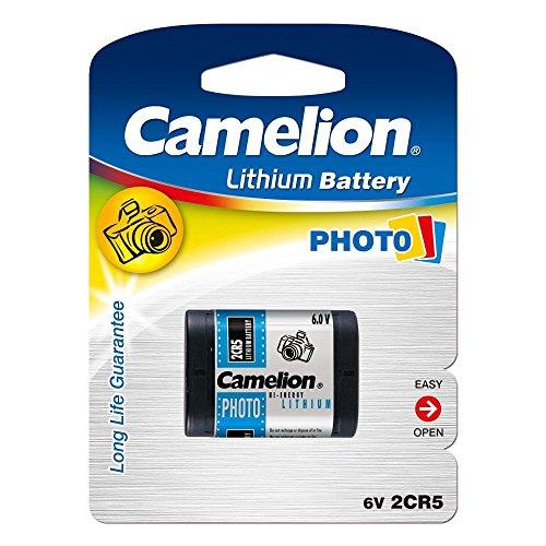 CAMELION - 1 pile lithium 2CR5 6 Volt