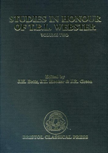 studies-in-honour-of-tblwebster-volume-2