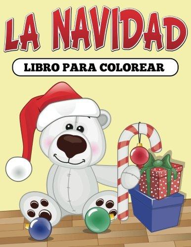 La Navidad Libro Para Colorear
