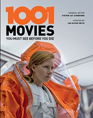 1001 Movies You Must See Before You Die, 7th edition (English Edition)
