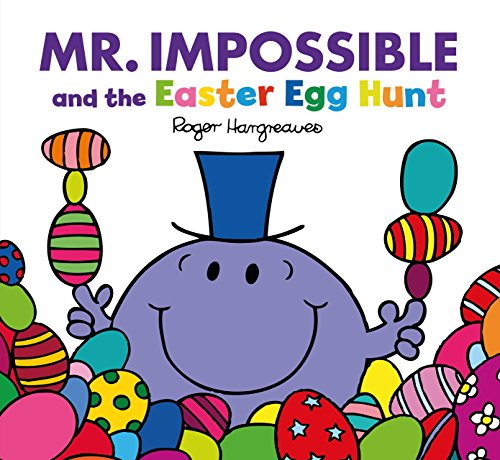 Mr Impossible and the Easter Egg Hunt (Large format) (Mr. Men and Little Miss Picture Books) por Adam Hargreaves