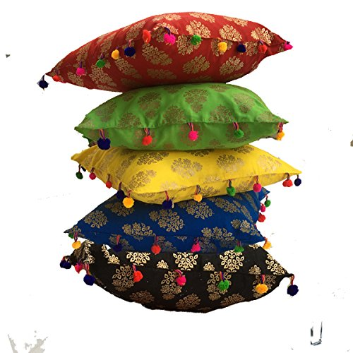 cushion design,cushion online,cushion for girls.cotton cushion with tassel,cushion set of 7