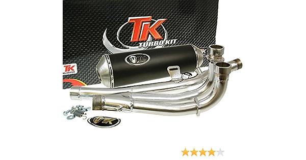 Auspuff Turbo Kit Gmax 4t Für Suzuki Burgman 650 Auto