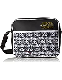 Star Wars TMSTAR001042 34 cm Episode 7 Crush the Resistance Courier Messenger Bag