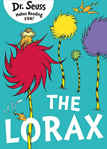 The Lorax (Dr. Seuss) por Dr. Seuss
