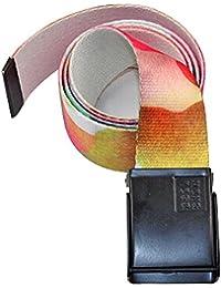 Sport-Gürtel im Freien Skifahren Gürtel Skimaterial Multicolor B