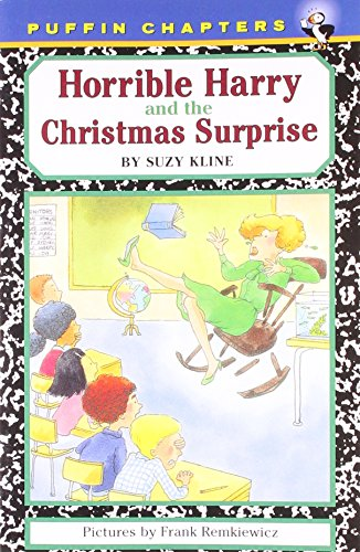 Horrible Harry and the Christmas Surprise (Puffin chapters)