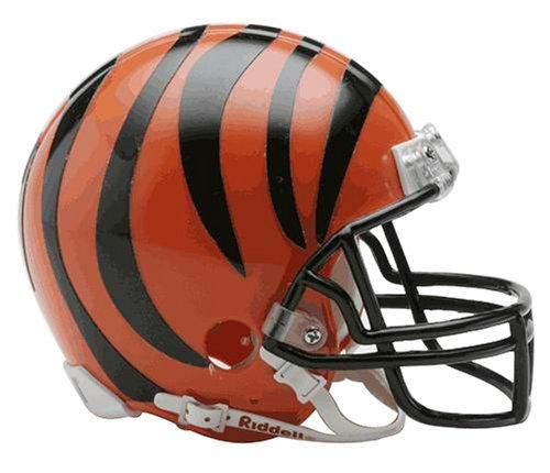 NFL Riddell Football Mini-Helm Cincinnati Bengals