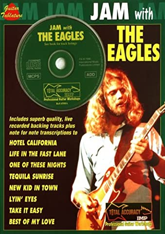 Jam with the Eagles: (Guitar Tab): Guitar