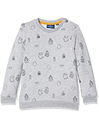 TOM TAILOR Kids Baby Boys' Ghost Pattern Sweatshirt