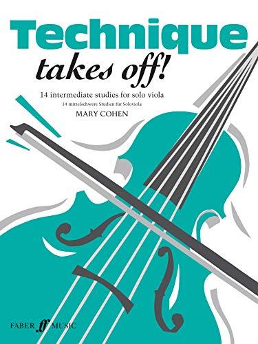 Technique Takes Off! Viola & Piano Accompaniment: (Solo Viola) (Faber Edition)