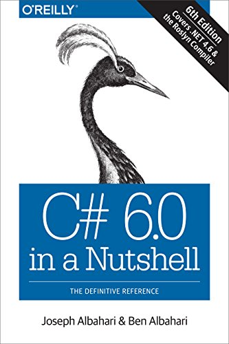 C# 6.0 in a Nutshell: The Definitive Reference por Joseph Albahari