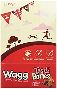 Wagg Treats (Pack of 7)