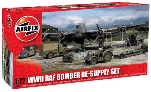Airfix- bomber re-supply set 1:72, a05330