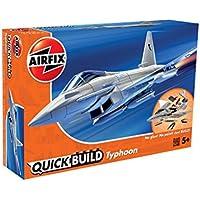 Airfix J6002 Quick Build Eurofighter Typhoon Aircraft Model Kit