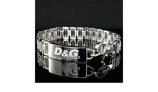 DOLCE GABBANA Herren Armbänder DG JEWELS WARNING DJ0617  Amazon.de  Schmuck ab74dd0b5e