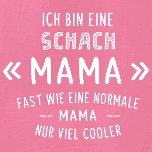 Ich bin eine Schach Mama - Damen T-Shirt - 14 Farben Azalee