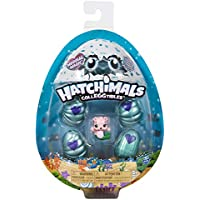 HATCHIMALS 6045522 Colleggtibles Series 5 4 Pack & Bonus, Mixed Colours