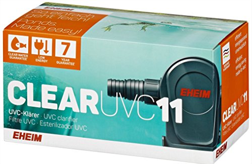 Eheim CLEARUVC-11 stérilisateur Aquariophilie