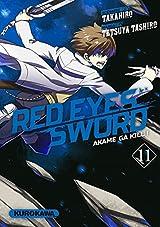 Red Eyes Sword \ Akame Ga Kill ! - T11