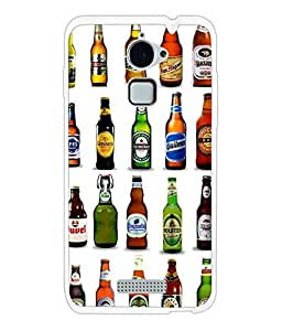 CRAZYMONK DIGITAL PRINTED BACK COVER FOR COOLPAD NOTE3 LITE