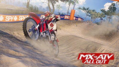 MX vs ATV: All Out  screenshot