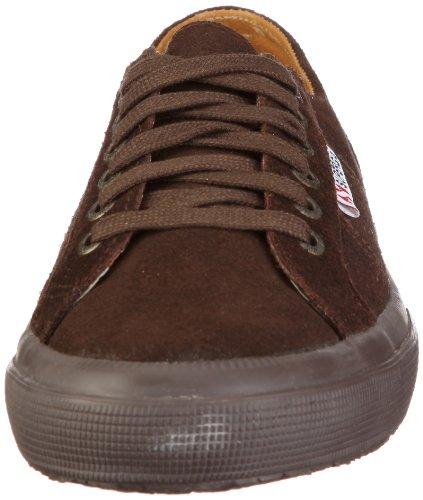 Superga - Sneaker 2750-SUEU, Donna Multicolore (Full Dk Chocolate)