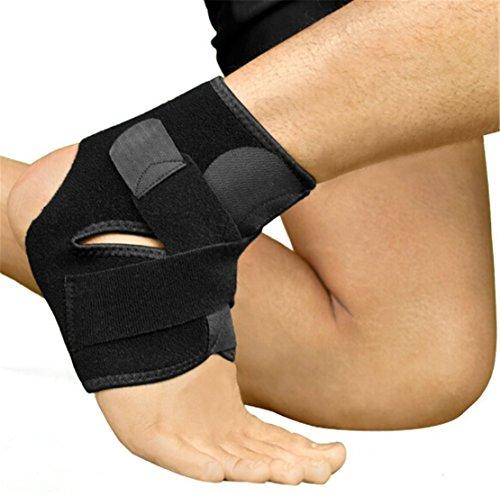 SUNMUCH Plantarfasziitis Knöchel Kompression Socken Bonus Einlegesohlen für Arch Unterstützung , Schwarz, Einheitsgröße - Arch Socken