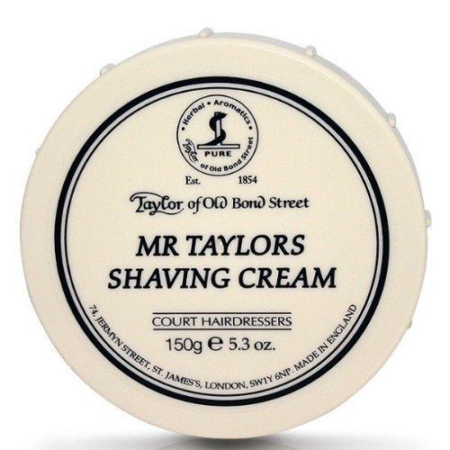 Taylor of Old Bond Street Mr Taylor's Rasiercreme Schüssel 150g -