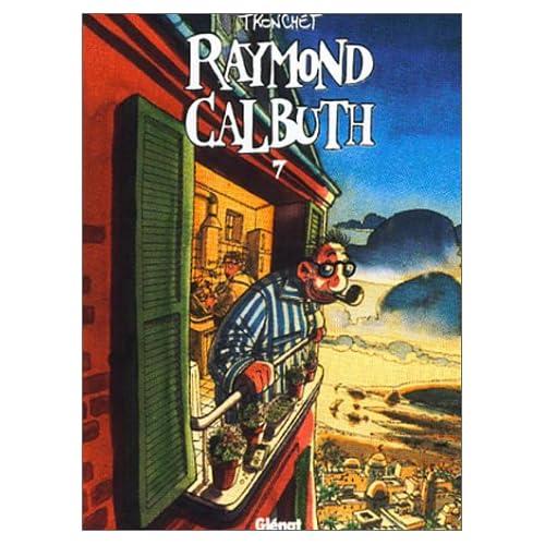Raymond Calbuth, tome 7