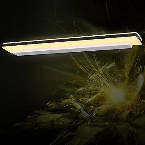 LYNDM Led Specchio bagno lampada bedroom vanity luci da parete