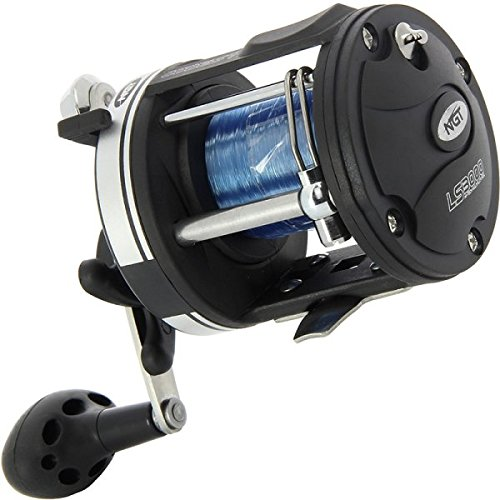 ngt-unisex-frl-ls3000-multiplier-fishing-reel-with-25lb-line-black-one-size