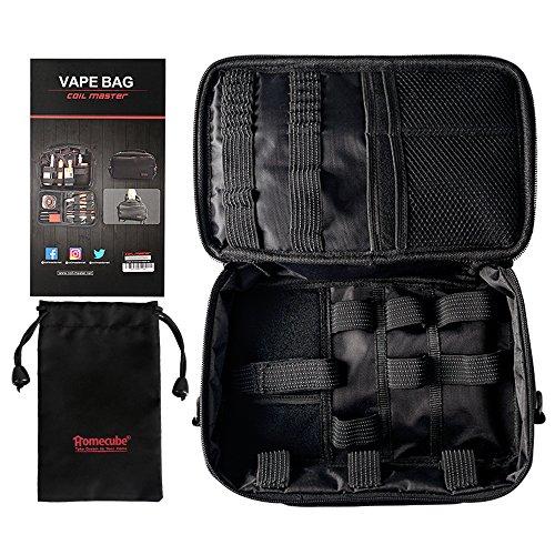 Coil Meister Vape Tasche PVC-Reisen Umhängetasche tragbare Tasche für Werkzeuge Universal-Tragetasche - 4