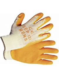 Dickies GL0800 Yellow Super Grip Gloves