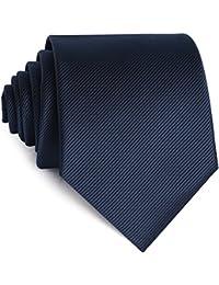 Zicac Krawatte Set Hochzeit Tie Business Schlips Klassischer Schnitt Krawatte