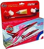 Airfix A55105 Red Arrow Folland Gnat 1:72 Scale Model Small Starter Set