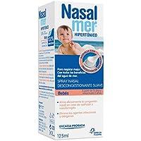 Nasalmer Bebés Spray Congestión Nasal - 125 ml