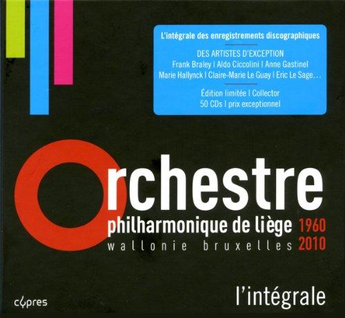 50 Jahre Orchestre philharmonique de Liège -