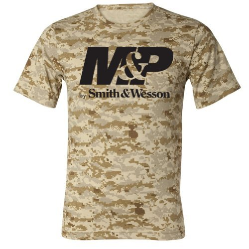 smith-wesson-t-shirt-homme-multicolore-camouflage